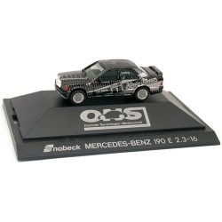 MB 190 E 2.3-16 S AMG DTM '89 - n° 1 - Klaud Ludwig - Pc