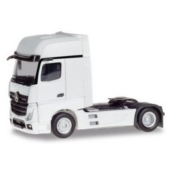 MB Actros Giga '18 Tracteur solo blanc
