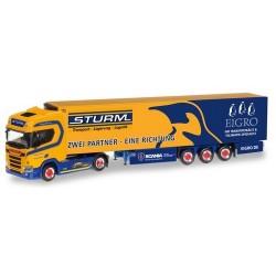 "Scania CR 20 HD  + semi-remorque frigorifique ""Sturm Transport"""