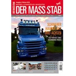 Der MaBstab 01/2019 (revue Herpa)