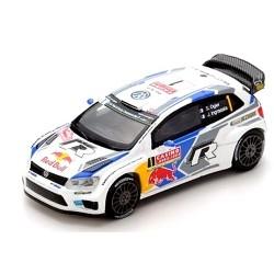 VW Polo R WRC N°1 Vainqueur Monte Carlo 2014- S.Ogier- J. Ingrassia