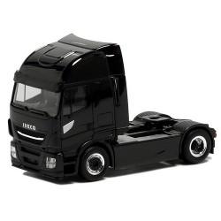Iveco Stralis Highway E6 Tracteur solo noir
