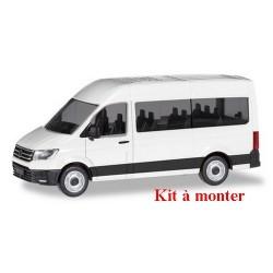 VW Crafter minibus toit réhaussé blanc (kit à monter)