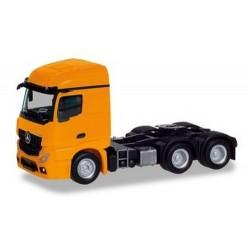 MB Actros Streamspace '18 Tracteur solo 6x4 orange