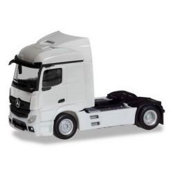 MB Actros Streamspace '18 Tracteur solo caréné blanc