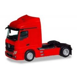 MB Actros Streamspace '18 Tracteur solo caréné rouge