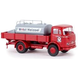 "MB LP 328 camion porte citerne ""Mobil Heizoel"""