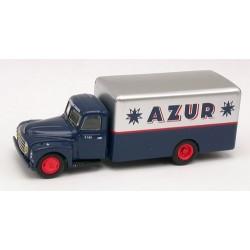 """Citroen 55 camion fourgon """"Azur - Desmarais Frères"""" (Route 87 - HM Diffusion)"""