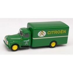 "Citroen 55 camion fourgon ""Citroen"" (Route 87 - HM Diffusion)"