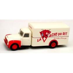 """Citroen 55 camion fourgon """"La Vache Qui Rit"""" (Route 87 - HM Diffusion)"""