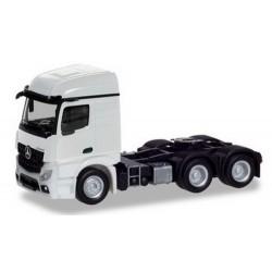MB Actros Streamspace 2.3 Tracteur solo 6x4 blanc