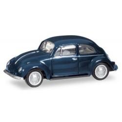 VW Cox 1969 bleu acier