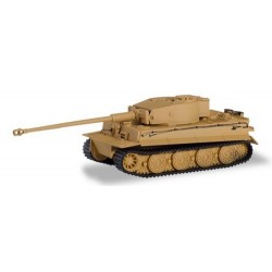 Char Tigre E avec canon de combat 43L71 de 88 mm couleur sable - Automne 43