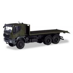 """Iveco Trakker 6x6 camion Porte plateau déposable """"Bundeswehr"""""""