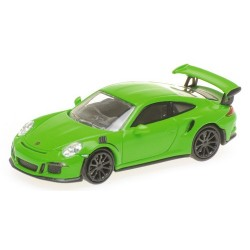Porsche 911 T3 RS 2013 vert pomme