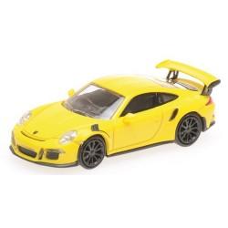 Porsche 911 T3 RS 2013 jaune