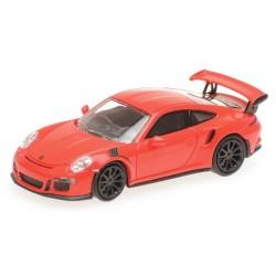 Porsche 911 T3 RS 2013 rouge orangé