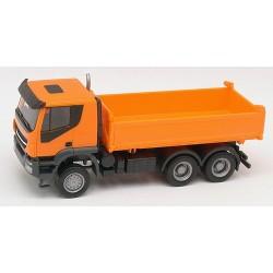Iveco Trakker 6x6 camion benne