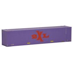 """container 45' crénelé """"2XL"""""""