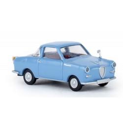 Gogomobil coupé TS 1957 bleu pastel