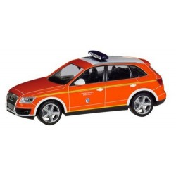 """Audi Q5 véhicule de commandement """"Feuerwehr Ingolstadt"""""""