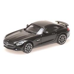 MB AMG GTS coupé de 2015 noir