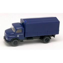 """MB L 1413 camion bâché """"THW"""""""