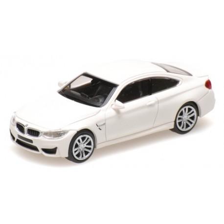 BMW M4 coupé de 2015 blanc