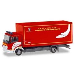 """MB Atego camion fourgon """"Feuerwehr Eschwege / Atemschutz"""""""