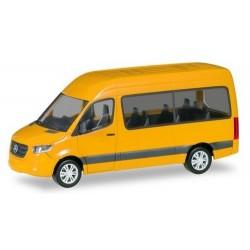 MB Sprinter '18 minibus orange