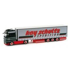 MB Actros LH 08 + semi-rqe Megaliner Kay Schutz