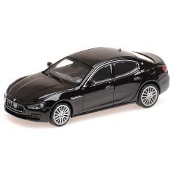 Maserati Ghibli berline 4 portes 2018 noire