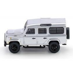 Land Rover Defender 110 gris métallisé