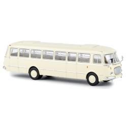 Skoda 706 RTO - Jelcz 043 autobus (1958) crème