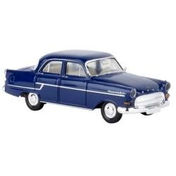 Opel Kapitän berline 1956 bleu foncé