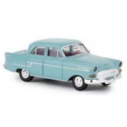 Opel Kapitän berline 1956 vert lumière