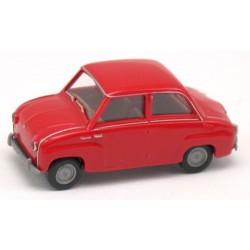 Goggomobil Glas rouge
