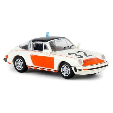 Porsche 911 G Targa (930 -1976) Rijkspolitie n° 32