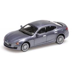 Maserati Ghibli berline 4 portes 2018 gris métallisé