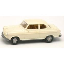 Borgward Isabella berline 2 Portes crème de 1954