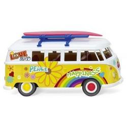 """VW T1 Bus """"Flower Power"""" (1963)"""