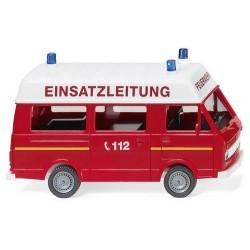 """VW LT 28 minibus """"Feuerwehr Einsatzleitung"""" (1975)"""