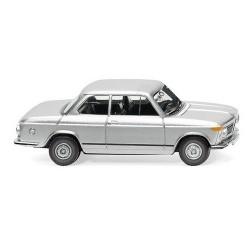 BMW 2002 berline 2 portes gris métallisé (968)