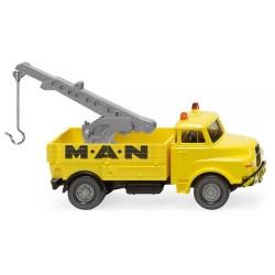 """MAN 19.281 HS camion de dépannage """"M.A.N. Service"""" (1969)"""