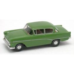 Opel Rekord PI (1957) berline verte