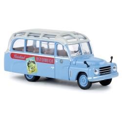 """Hanomag L28 autocar """"ÖBB"""" (chemin de fer autrichien)"""