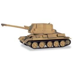 Canon d'artillerie automoteur Campagne d'Egypte