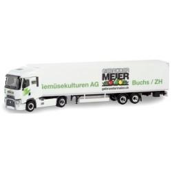 "Renault  T + semi-remorque frigo ""Meier Gebrüder ""Gemüsekulturen AG"" (CH)"