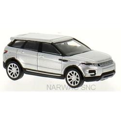 Land Rover Range Rover Evoque de 2011 gris métallisé