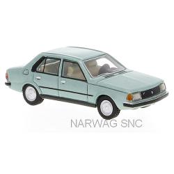 Renault 18 berline de 1978 vert clair métallisé